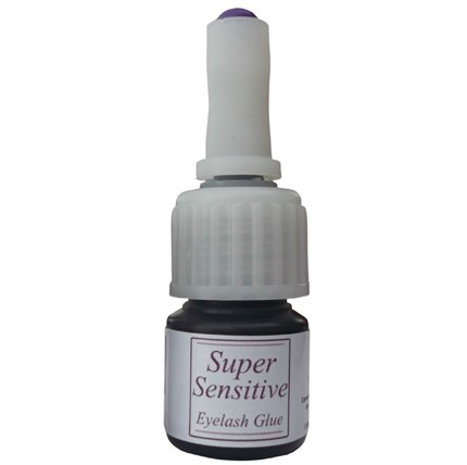 ADHESIVO EXTENSIONES SUPER SENSITIVE 5ml EYELUVLASHES