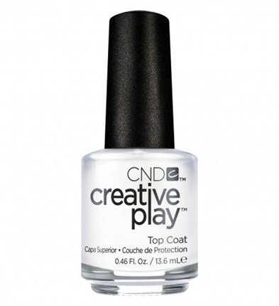 CREATIVE PLAY TOP COAT 13,5ml CND