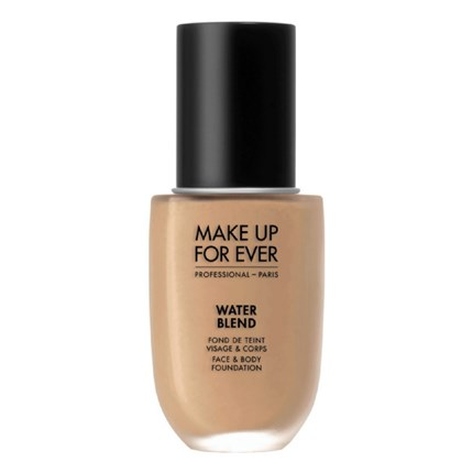 WATER BLEND Waterproof 50ml Y405 Miel dorado  MUFE