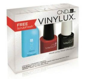 KIT VINYLUX ROUGE RED
