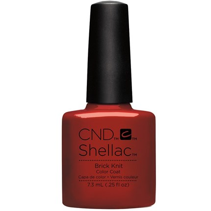 SHELLAC BRICK KNIT 7,3ml #223 CRAFT CULTURE
