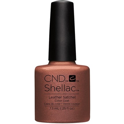 SHELLAC LEATHER SATCHEL 7,3ml #225 CRAFT CULTURE