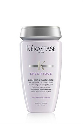 SPECIFIQUE BAIN ANTI-PELL 1000ml anticaspa grasa/seca KÉRASTASE