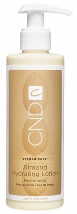 ALMOND HYDRATING LOTION 236ML CND