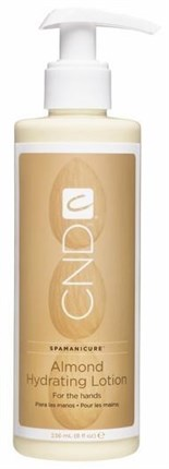 ALMOND HYDRATING LOTION 975ML CND