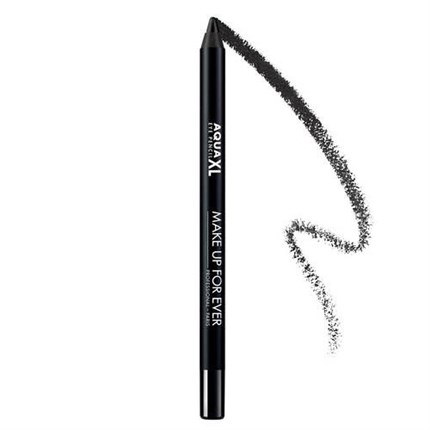 AQUA XL EYE Eye Pencil 10m negro mate MUFE