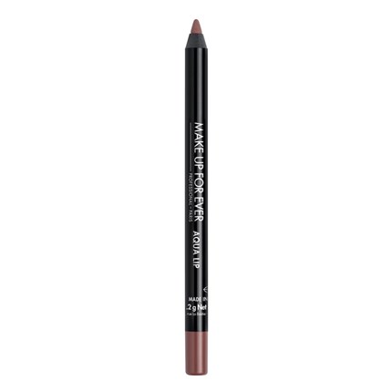 AQUA LIP 07C pink brown MUFE