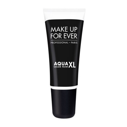 AQUA XL COLOR PAINT 4,8ml M-10 matte black MUFE