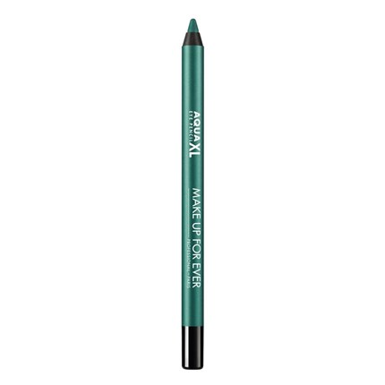 AQUA XL EYE Eye Pencil I-32 iridescent lagoon green MUFE