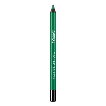 AQUA XL EYE Eye Pencil I-34 iridescent pop green MUFE