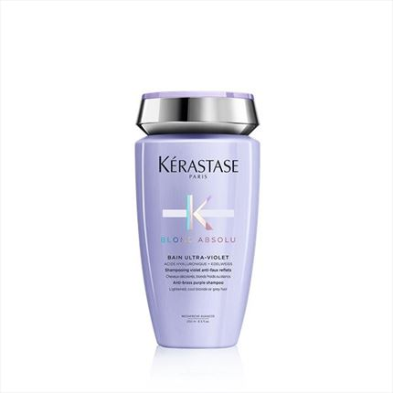 BLOND ABSOLU BAIN ULTRA-VIOLET 250ml KÉRASTASE