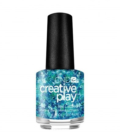 C PLAY TURQUOISE TIDINGS #483 CELEBRATION CND