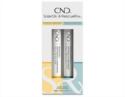 solar oil; rescue; cnd; shellac