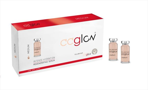 CCGLOW PACK COLOR MEDIUM 8ml (5 udes.)