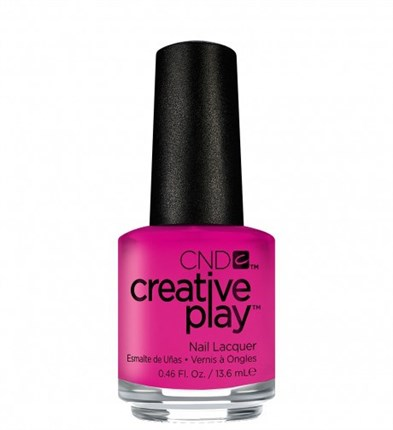 CREATIVE PLAY BERRY SHOCKING #409 CND