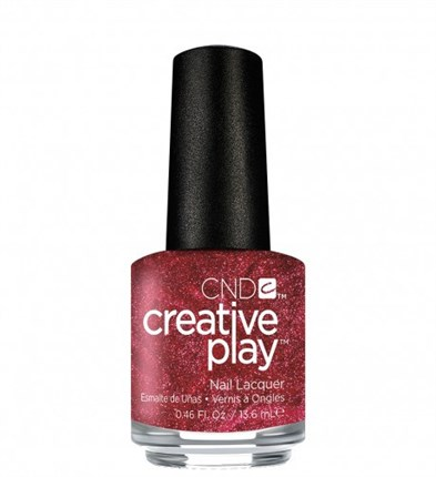 CREATIVE PLAY CRIMSON LIKE IT HOT #415 CND