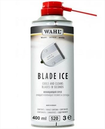 BLADE ICE SPRAY REFRIGERANTE LUBRICANTE 400ml MOSER
