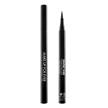 GRAPHIC LINER  MUFE (Black)