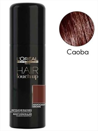 HAIR TOUCH UP 75ml spray cubre canas caoba L'OREAL