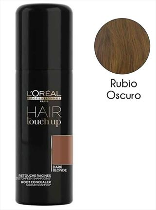 HAIR TOUCH UP 75ml spray cubre canas rubio oscuro L'OREAL