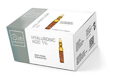 HYALURONIC ACID 1% AMPOLLAS
