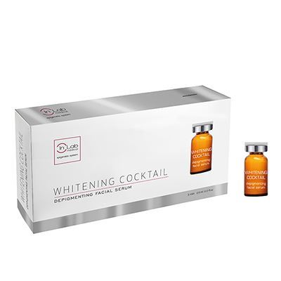 VIALES WHITENING COCKTAIL 5x5ml