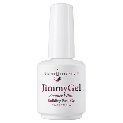 JIMMYGEL Boomer White Building Base 15ml