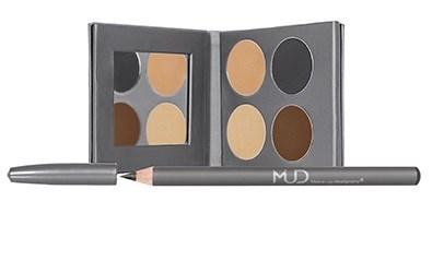 KIT MAQUILLAJE OJOS MUD CLASSIC SMOKY MUD