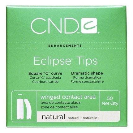 NATURAL ECLIPSE TIPS - caja de 360uds. CND