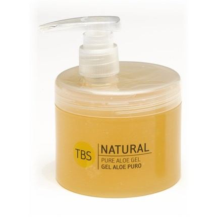 NATURAL gel aloe puro 500ml TBS