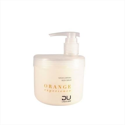 ORANGE EXPERIENCE Body Serum 500gr. DU COSMETICS