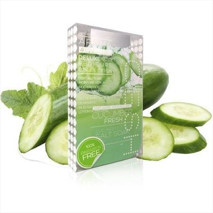 PEDI IN A BOX Pedicura en 4 Pasos - Cucumber Fresh