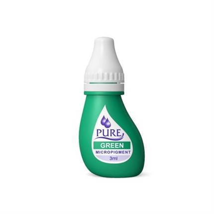 PIGMENTO PURE GREEN 6uds. PURE