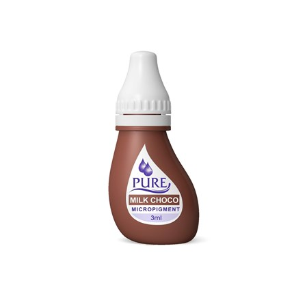 PIGMENTO PURE MILK CHOCOLATE 6uds. PURE