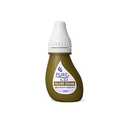 PIGMENTO PURE OLIVE DRAB 6uds. PURE