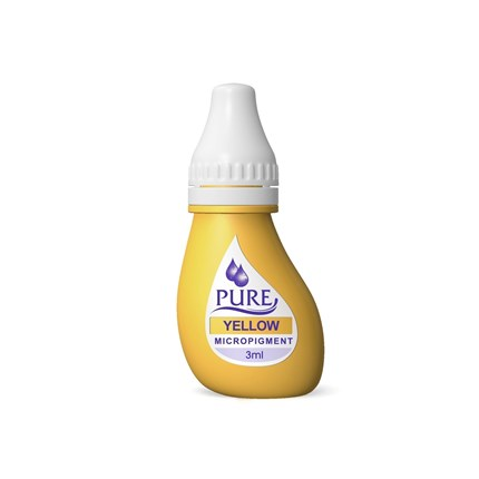 PIGMENTO PURE YELLOW 6uds. PURE