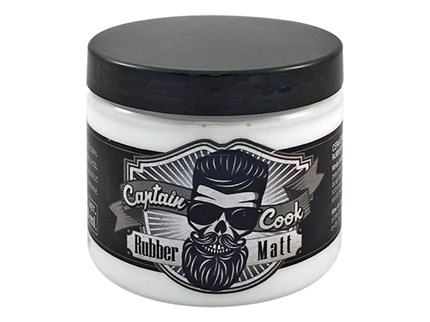 POMADA RUBBER MATT 200ml CAPTAIN COOK