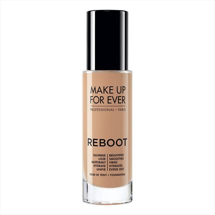REBOOT fondo tensor 30ml R370 medium beige MUFE