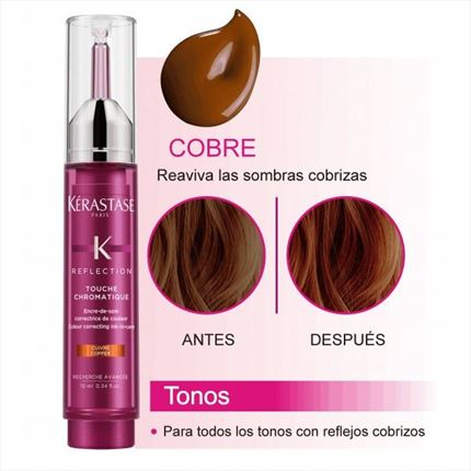 REFLECTION TOUCH CHROMATIQUE COBRE 10ml KÉRASTASE
