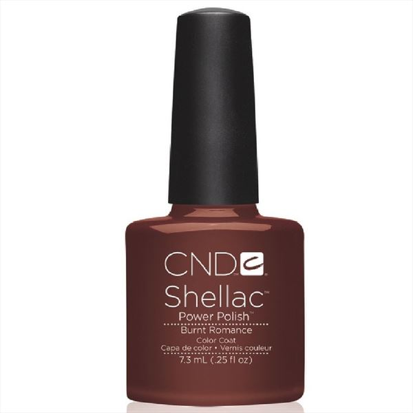 SHELLAC BURNT ROMANCE 7,3ml