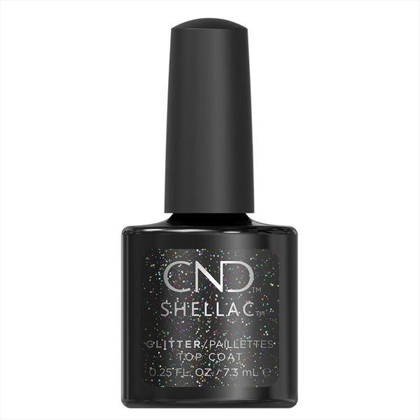 SHELLAC UV Top Coat Purpurina 7,3ml