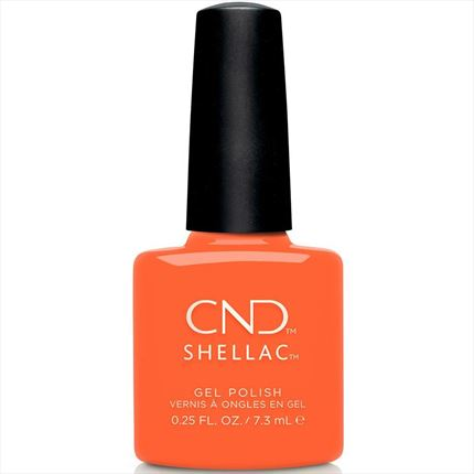 SHELLAC B-DAY CANDLE #323 7,3ml TREASURED MOMENTS CND