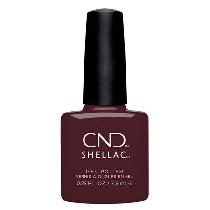 SHELLAC BLACK CHERRY 7,3ml CND