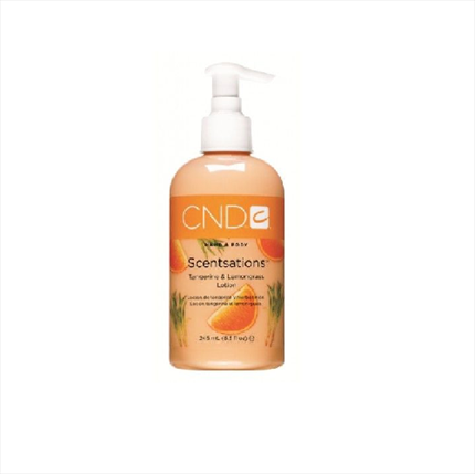 TANGERINE & LEMONGRASS LOTION 245ml CND