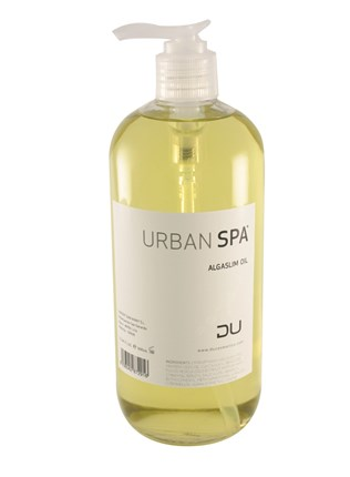 URBAN SPA Algaslim Oil 500ml. DU COSMETICS