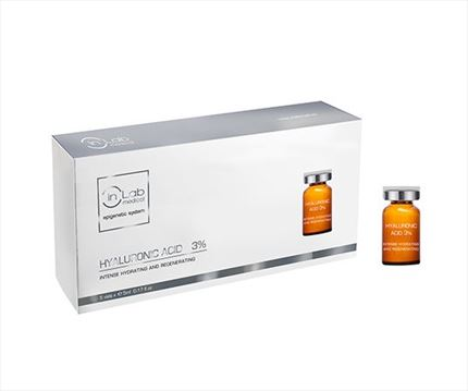 VIALES HYALURONIC ACID 3% COCKTAIL