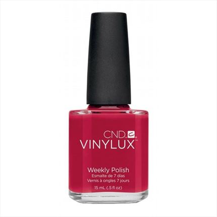 VINYLUX ROUGE RED #143 15ml CND