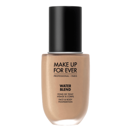 WATER BLEND Waterproof 50ml R370 medium beige MUFE
