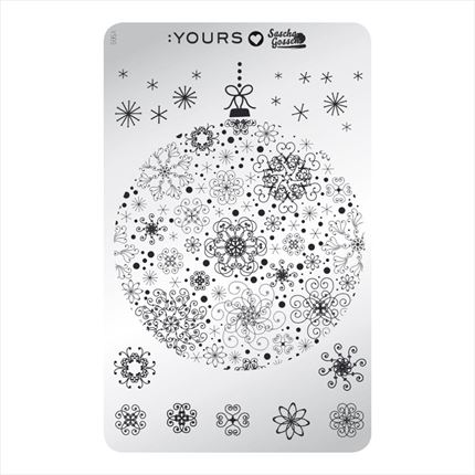 YOURS MERRY STAMPING